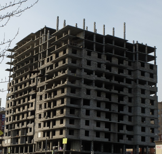 Доконца года вмикрорайоне «Академ Riverside» достроят еще шесть домов