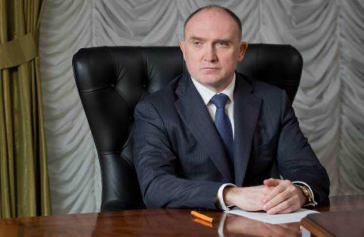 Дубровский договорился сФТС обувеличении грузооборота ТЛК «Южноуральский»