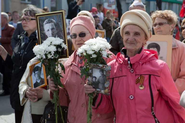 Организаторы «Бессмертного полка» ожидают 1 млн участников шествия в столице  9мая