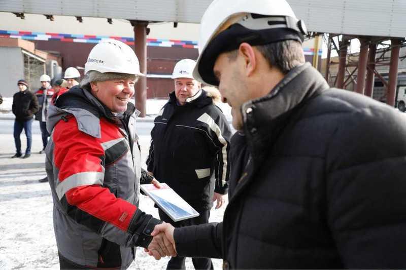 Завод «Карабашмедь» подчеркнул 20-летие содня перезапуска