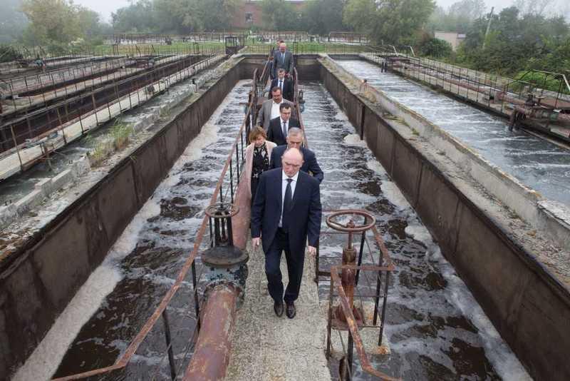 Борис Дубровский потребовал отвластей Чебаркуля создать систему управления стоками