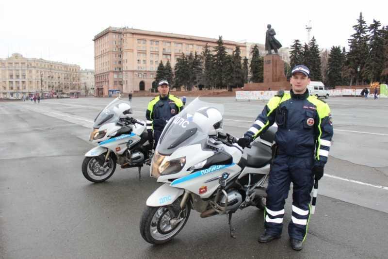 Мотовзвод ГИБДД возобновил свою работу вЧелябинске