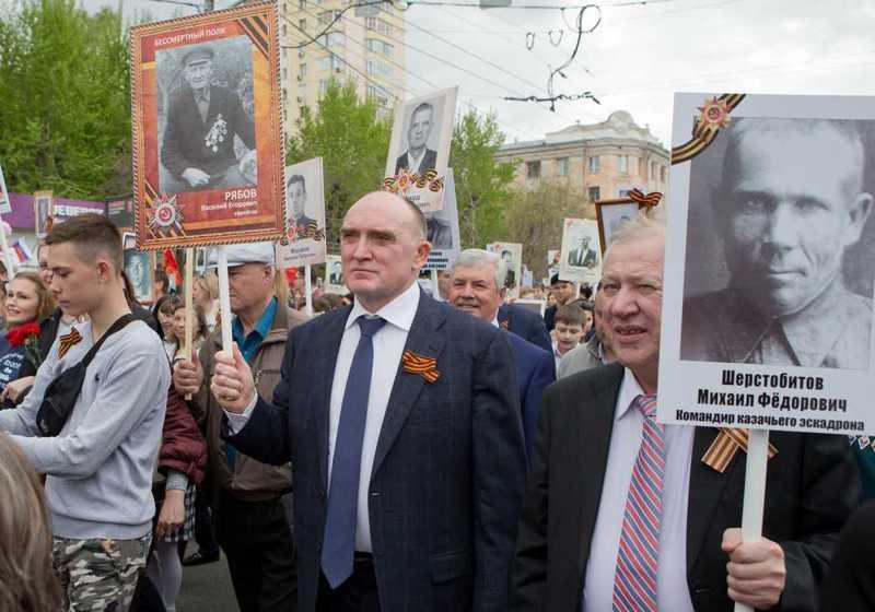 «Бессмертный полк» снова выйдет наулицы Ульяновска