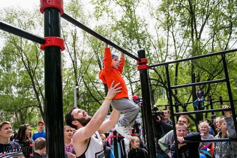 ВКоркино иПервомайском пройдут отборочные этапы чемпионата «Улица спорта»
