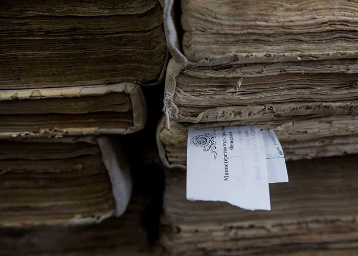_DSC3987 В архив Челябинска переданы церковные книги, которые помогут найти своих предков История и краеведение Челябинская область