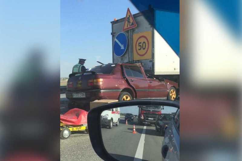 Двое погибли вДТП сучастием дорожной техники под Еманжелинском