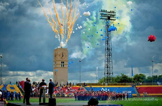 Дубровский откроет улучшенный за100 млн руб. стадион вМагнитогорске