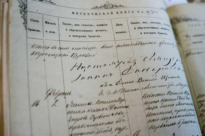 _DSC3967 В архив Челябинска переданы церковные книги, которые помогут найти своих предков История и краеведение Челябинская область