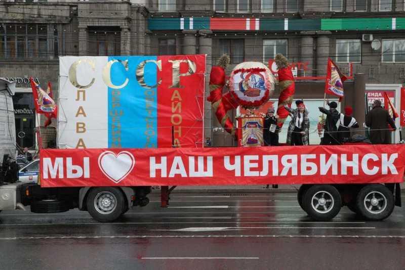 ВДень города вЧелябинске споют Газманов, «Градусы», «Корни» и«Фабрика»