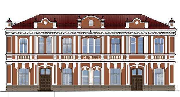 Мусульманский духовный центр «Расулия» вТроицке восстановят втекущем году