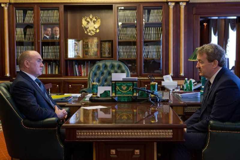 Дубровский поддержал инициативу Литовченко повводу земель всельхозоборот