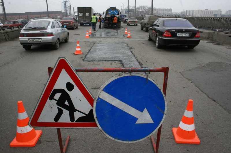 ВЧелябинске разрушились отремонтированные дороги