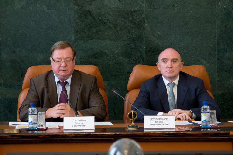Челябинскую область поставят впример другим регионам страны