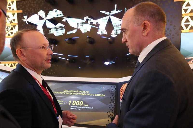 РМК откроет единое в РФ производство медной электролитической фольги
