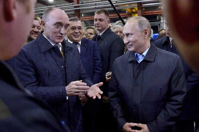 Прогиб засчитан! Борис Дубровский поддержал решение В. Путина  опродлении полномочий