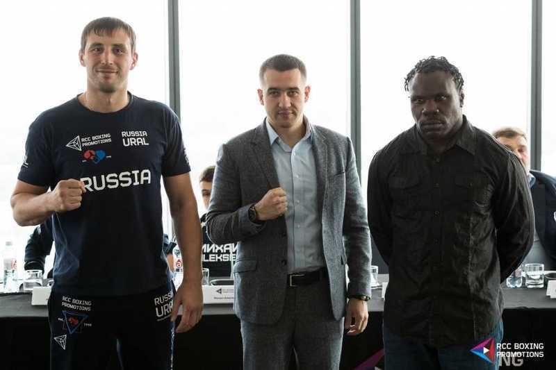 Русские боксеры одержали победы вЧелябинске