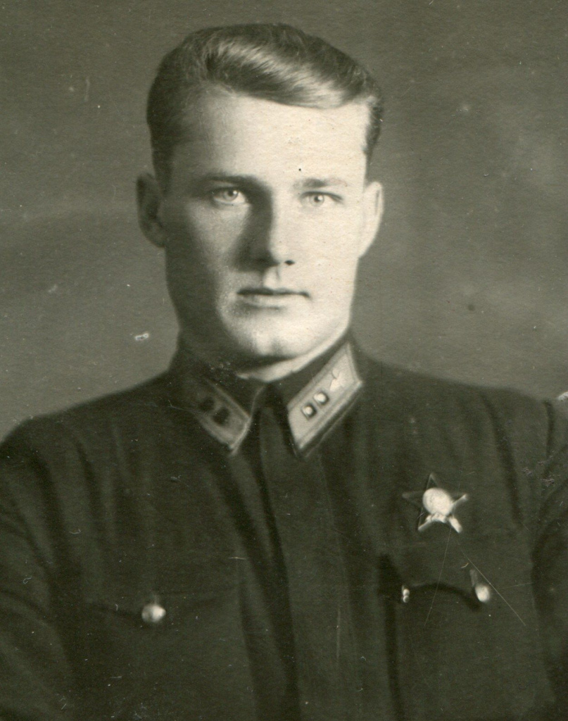 Ф.П288-К, Оп.1, Д.227, Л.3_Галкин Михаил Петрович, 1941-1942.jpg